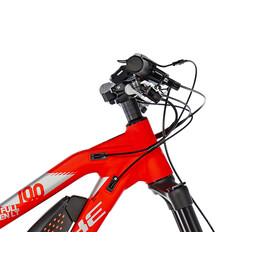 HAIBIKE SDURO FullSeven LT 10.0 E-MTB fullsuspension rød
